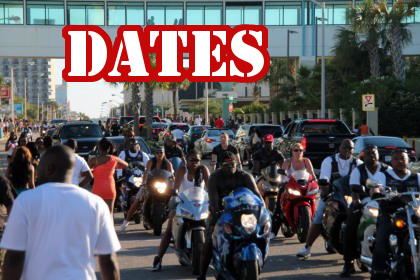 Myrtle Beach Black Bike Week 2015