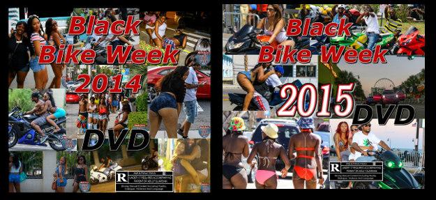 Black Bike Week 2014 DVD - Web