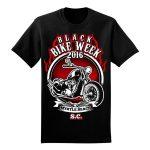 black-bike-week-t-shirt
