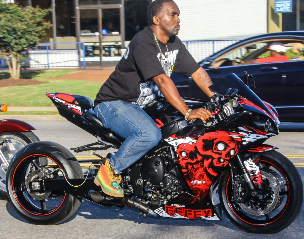 Pictures from Black Bike Week 2016 on Sunday. http://www.blackbikeweek.us