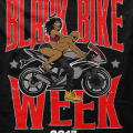 Black Bike Week Picture