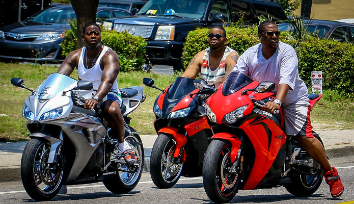 Question People Ask About Black Bike Week