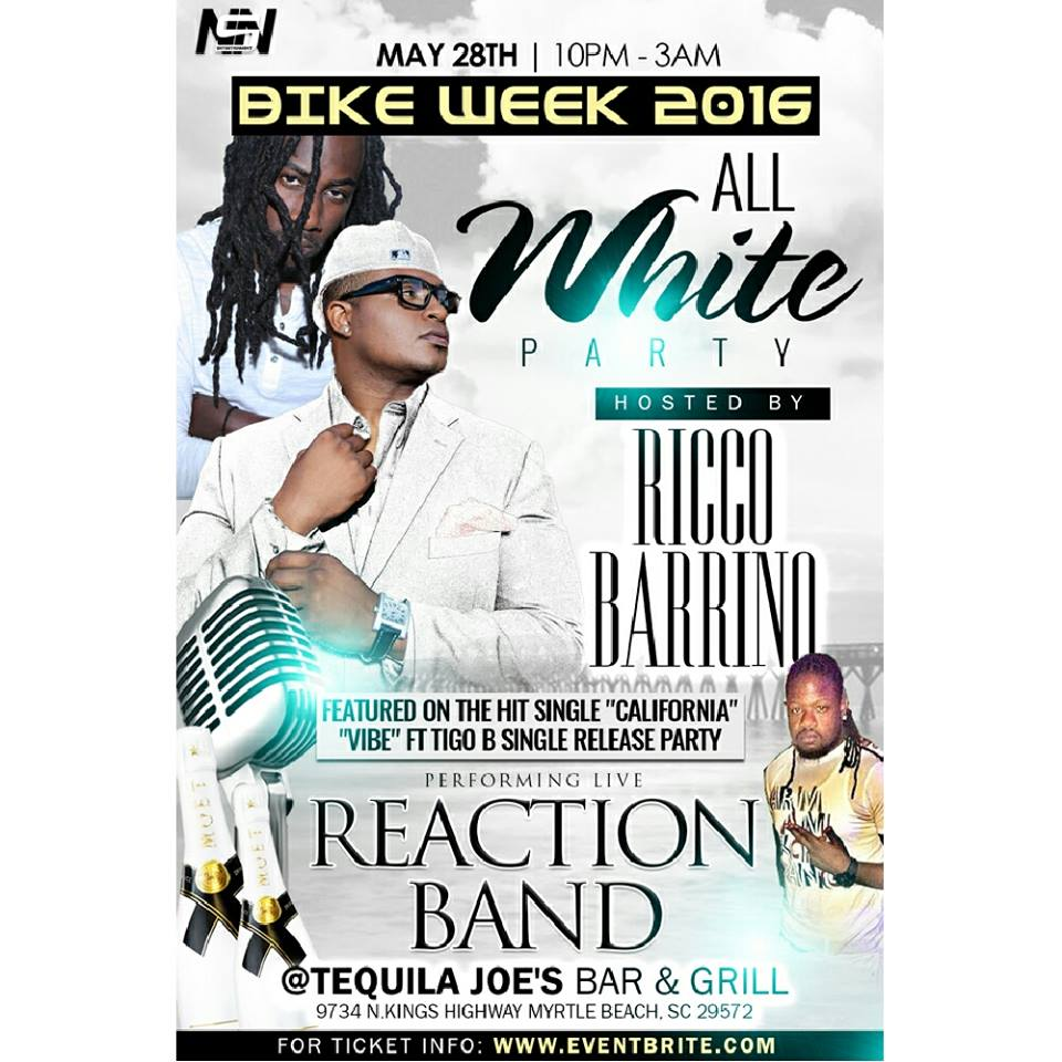 Black bike week all white party meet greet m4hsunfo