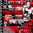 "Sat May 26th Kyso Plus Ent Presents A Knock Your Socks Off Concert Party W/ Ball Greezy, DJ Luke Nasty, DJ Unk (Walk It Out / 2 Step), & Tigo B Performing Live Hosted by Big Mucci ""Mr. Biker's Shuffle"" Music By: DJ Flame, DJ P-Money, & DJ Sixx Figga […]"