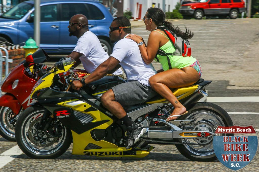 black-bike-week-pussy-woman-on-the-beach